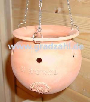 Saunablume, inkl. 2 x 10 ml Saunaduft